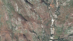 Chisepo Launch Site Aerial View