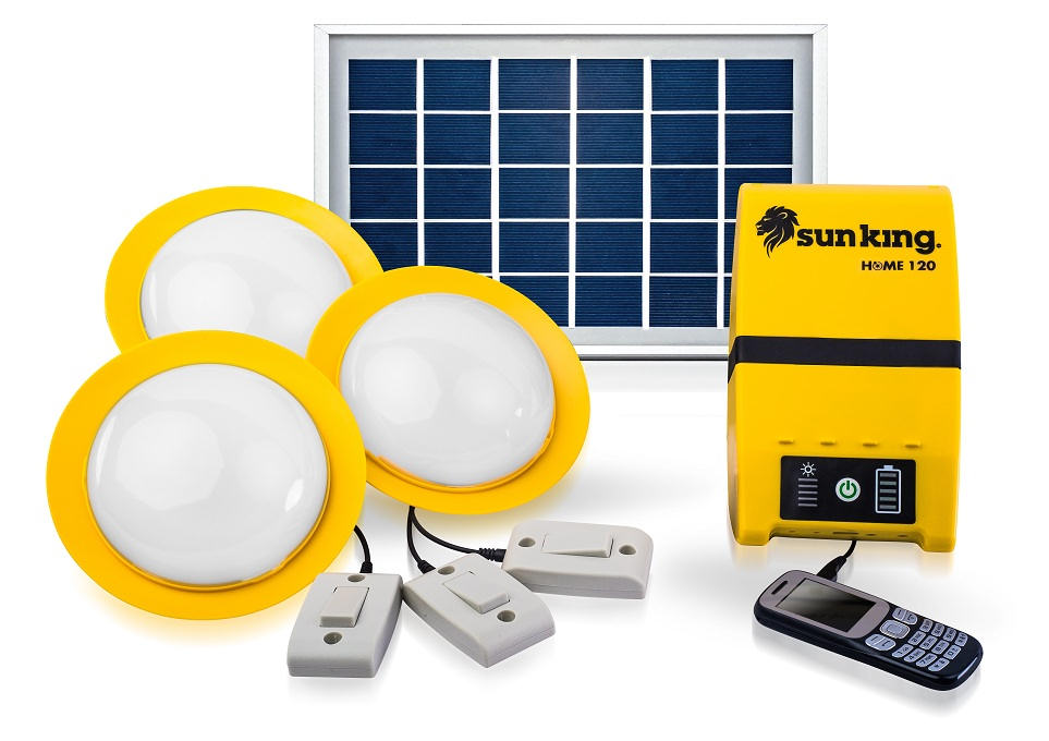 Solar Home System - New - SunKing Home 120